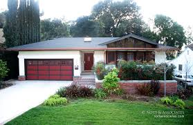 transformed 1940 u0027s ranch style home with striking entry nott