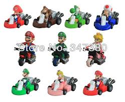 mario luigi race cars images