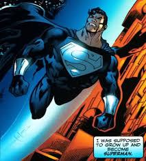 superman ultraman overman prime redson superman black