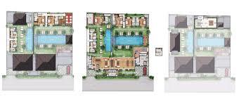 Bali Style House Floor Plans by Villa Anam Seminyak Bali Indonesia