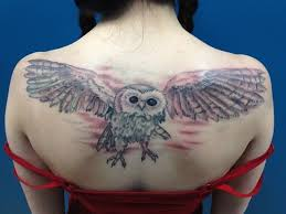 295 best tattoos images on pinterest back pieces owl and owl