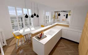 cuisine coloré cuisine style industriel coloré photos de design d intérieur et