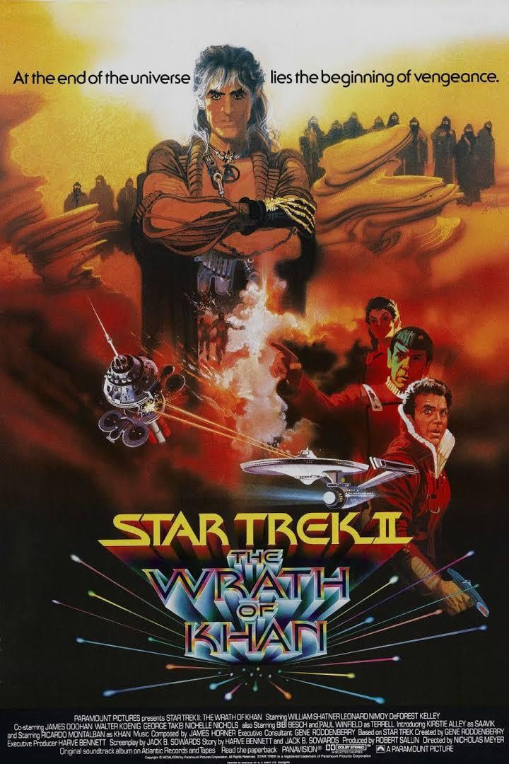 Star Trek II: The Wrath of Khan-Star Trek: The Wrath of Khan