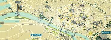 Map Your Run Map Of Rouen For Coach Operator Access U0026 Practical Information