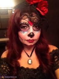 Dia De Los Muertos Costumes Dia De Los Muertos Aka Day Of The Dead Halloween Costume Photo 4 5