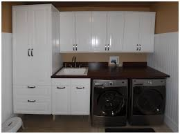 Laundry Room Cabinets Ideas by Laundry Room Gorgeous Laundry Storage Cabinets Canada Laundry
