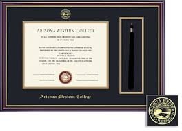tassel frame arizona western college bookstore framing success tassel
