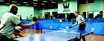 westchester table tennis center table tennis believe it or not it s not just for your grandparents