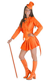dumb and dumber costumes bright orange tuxedo costume womens orange tuxedo costumes