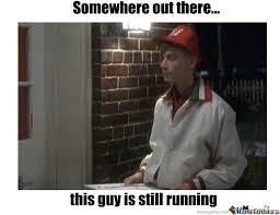 Delivery Meme - home alone pizza delivery guy by prozombiekillr meme center