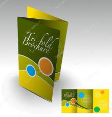 tri fold brochure design u2014 stock vector redshinestudio 5741997