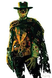 Clint Eastwood Halloween Costume Clint Eastwood Zombie Print Arthur Suydam Comic Art Zombies