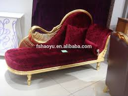 Chaise Lounge Red Elegant Chaise Lounge Red Color High End Chaise Sofa Furniture