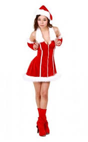naughty santa dress christmas dresses