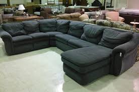sofa rustic sectional sofas with recliners best home furniture
