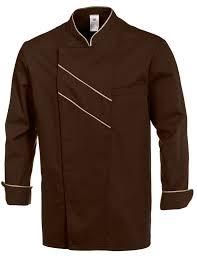 tenue de cuisine homme veste de cuisine grand chef chocolat taille 44