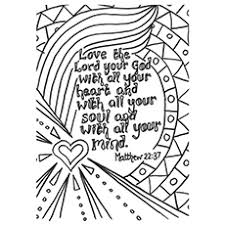 Top 10 Free Printable Bible Verse Coloring Pages Online Bible Verses Coloring Sheets