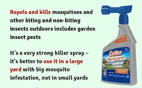 Cutter Bug Free Backyard Top 16 Mosquito Repellents Under 25