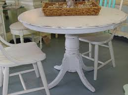 distressed dining room sets extraordinary perfect white distressed dining table 43 in reclaimed
