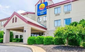Comfort Inn Evansville In Comfort Inn East Evansville