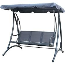 portable hammock with canopy 3 outdoor swing seat bench chair