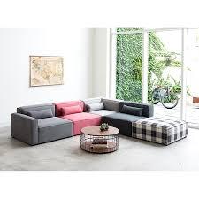 Modern Modular Sectional Sofa by Gus Modern Mix Modular Right Arm Chair Eurway