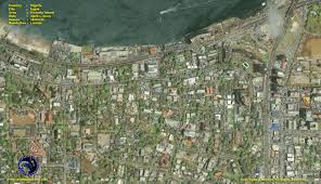 lagos city map ikonos satellite image island satellite imaging corp