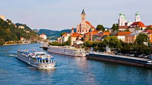 see the world by boat on one of the year s best river cruises