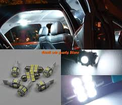 chevy silverado interior lights 12 bright white led interior lights package for 2007 2013 chevy