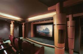Home Theater Design Software Online Home Theater With Pillars And Leather Seats Tips For Home