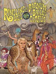 Barnes And Bailey Circus Ringling Bros And Barnum U0026 Bailey Circus Magazine And Souvenir