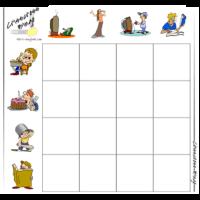 crisscross bingo board maker printable bingo boards for language