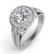 Vintage Wedding Rings by Vintage Style Engagement Rings