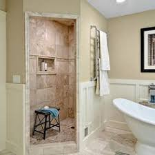 Shower Designs For Bathrooms Master Bathroom Closet Combo Master Bath With Walk In Closet