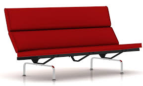 Eames Couch Eames Sofa By Herman Miller At Stdibs - Sofa compact