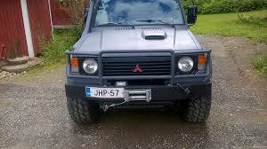 mitsubishi pajero 2 5 tdic 4x4 1989 used vehicle nettiauto