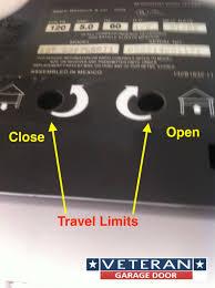 how to adjust craftsman garage door adjust liftmaster garage door wageuzi
