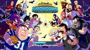 animation throwdown challenge card opening halloween update youtube