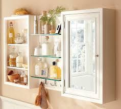 Bathroom Mirror Storage by Organized Bathroom Cabinet Storage For Aesthetic Harmonization