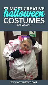 Yeti Halloween Costume 53 Creative Halloween Costumes Women Costume Yeti