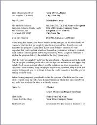 17 best ideas about business letter format on pinterest business
