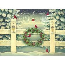 nautical christmas cards nautical christmas cards boxed cards winter wreath nautical