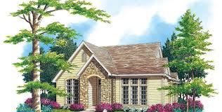 mascord house plan 2184c the bronson image for bronson french cottage with vaulted master on main floor 1284