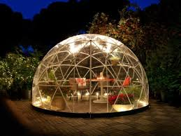this garden igloo is amazing and i want it that u0027s all dream