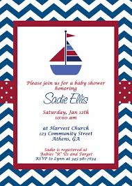 nautical baby shower invitations top 12 nautical baby shower invitations for you thewhipper