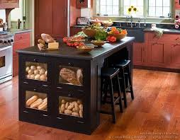 Red And Black Kitchen Cabinets by 476 Best Kitchen Islands Images On Pinterest Pictures Of