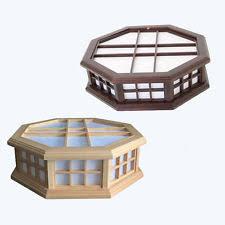 Japanese Ceiling Light Wooden Asian Chandeliers U0026 Ceiling Fixtures Ebay