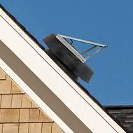 natural light solar attic fan venting capacity and sizing charts