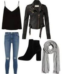 What To Wear On A Blind Date 25 Cute Leather Jacket Ideas On Pinterest Black Leather