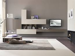 Modern Wall Cabinet by The Tomasella Atlante Display Compositions Tv Wall Unit